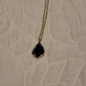 Black pendant Kendra Scott Necklace